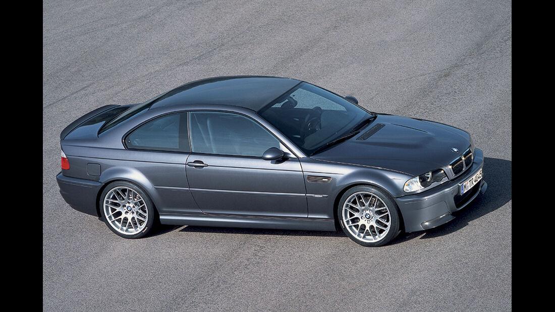 BMW M3 CSL, E46