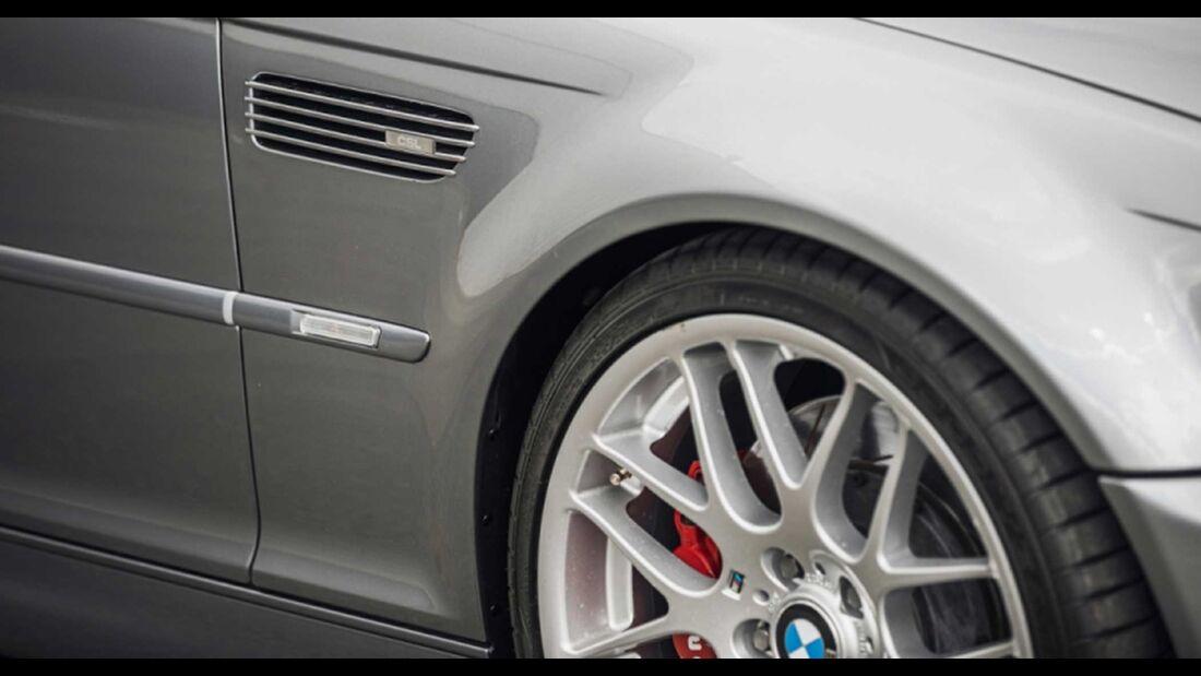 BMW M3 CSL E46 (2004)