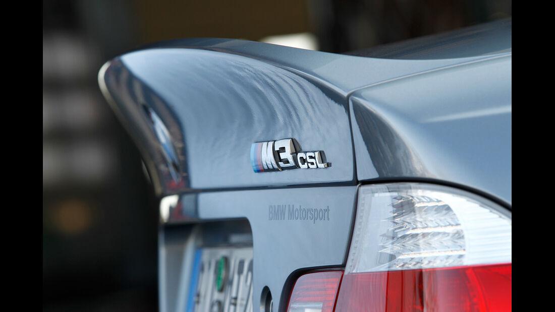 BMW M3 CSL, Heckspoiler