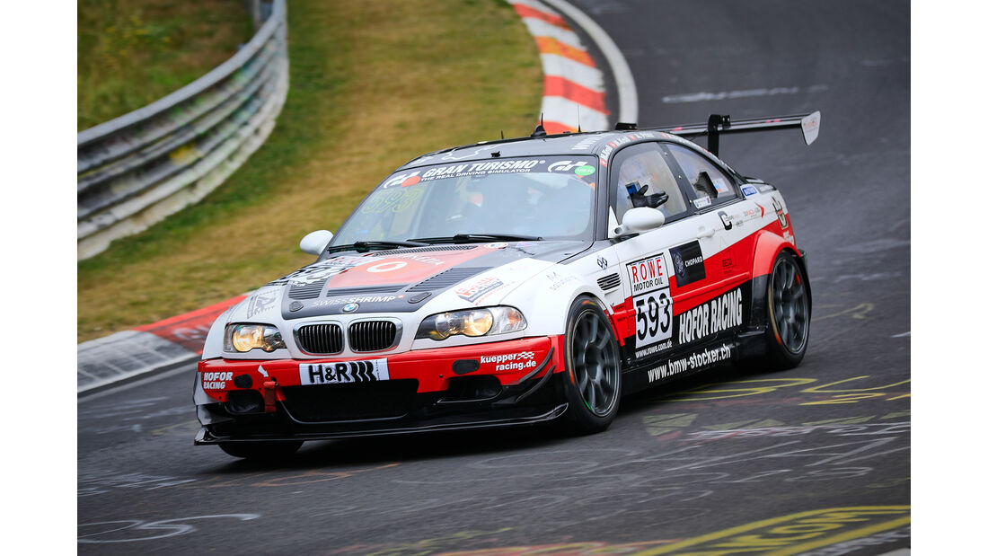 BMW M3 CSL - Hofor Racing - Startnummer #593 - H4 - VLN 2019 - Langstreckenmeisterschaft - Nürburgring - Nordschleife
