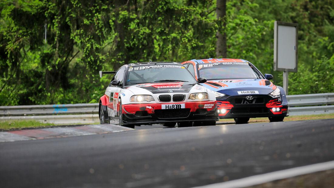 BMW M3 CSL - Hofor Racing - Startnummer #81 - Klasse: SP 6 - 24h-Rennen - Nürburgring - Nordschleife - 03. - 06. Juni 2021