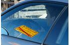 BMW M3 CSL, Seitenfenster