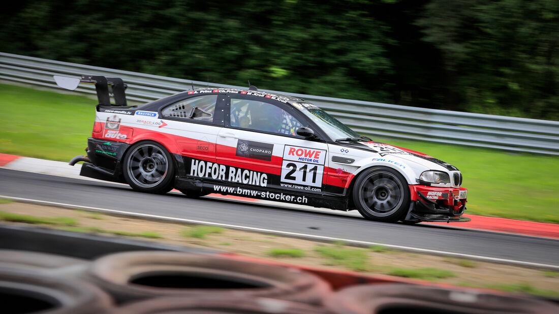 BMW M3 CSL - Startnummer #211 - Hofor - Racing - SP4 + SP5 + SP6 -NLS 2021 - Langstreckenmeisterschaft - Nürburgring - Nordschleife