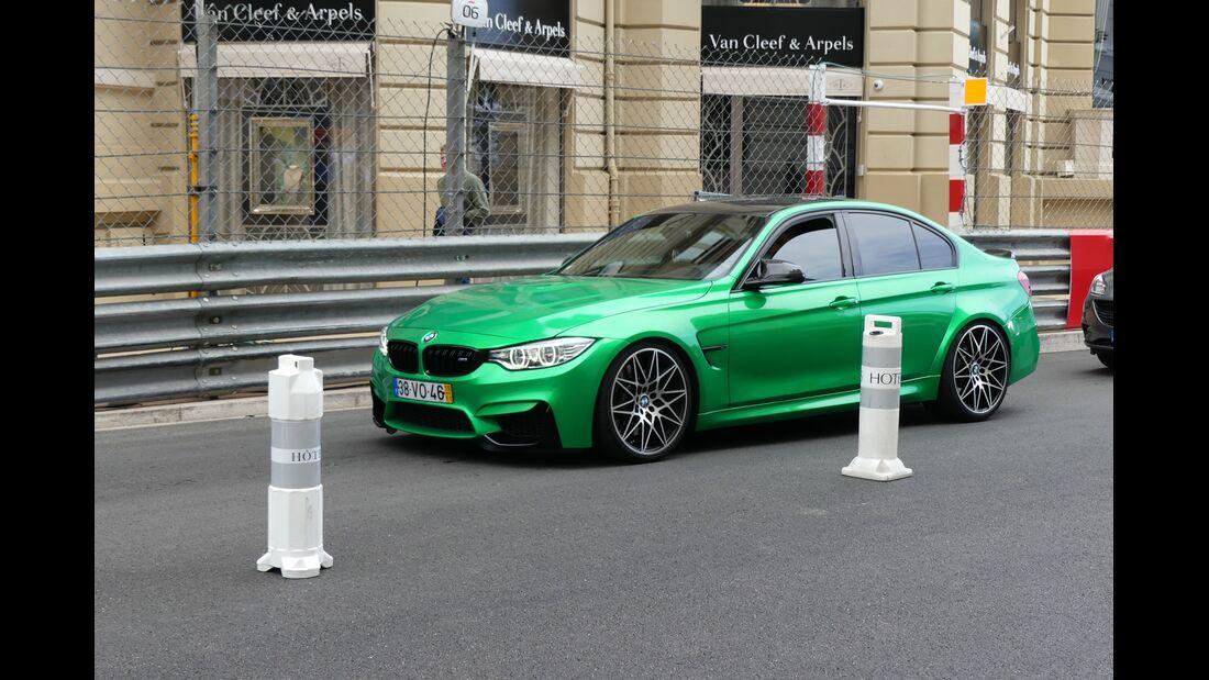 BMW M3 - Carspotting - GP Monaco 2019