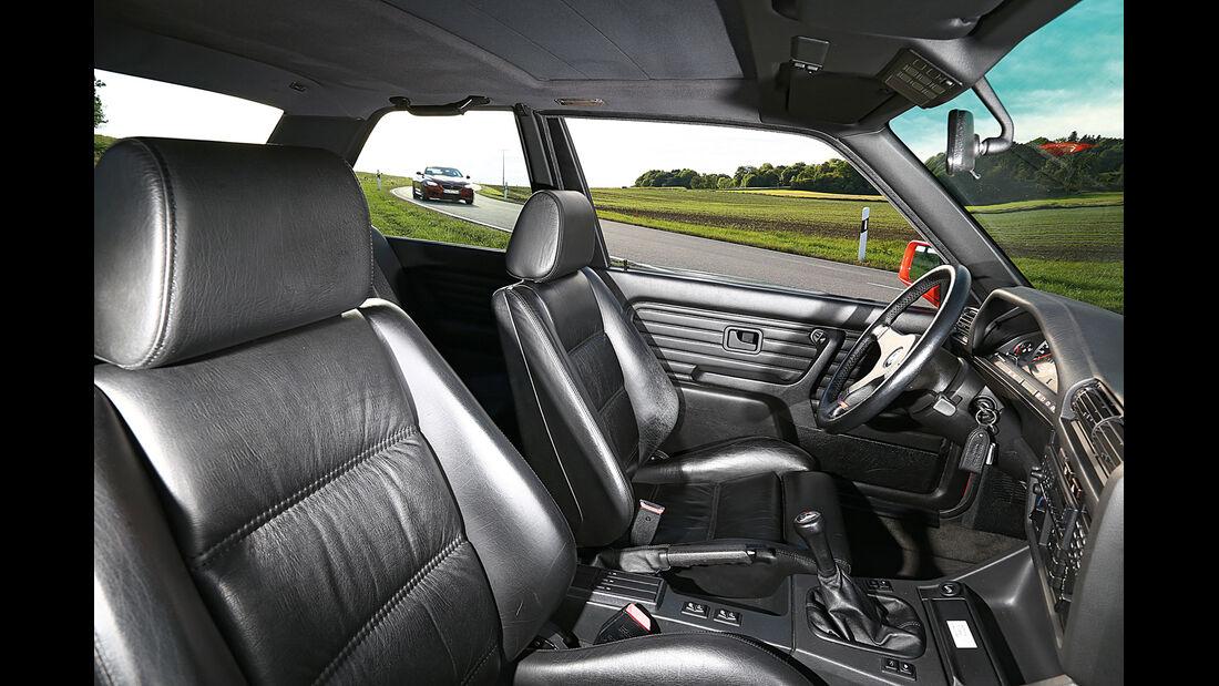 BMW M3, Cockpit