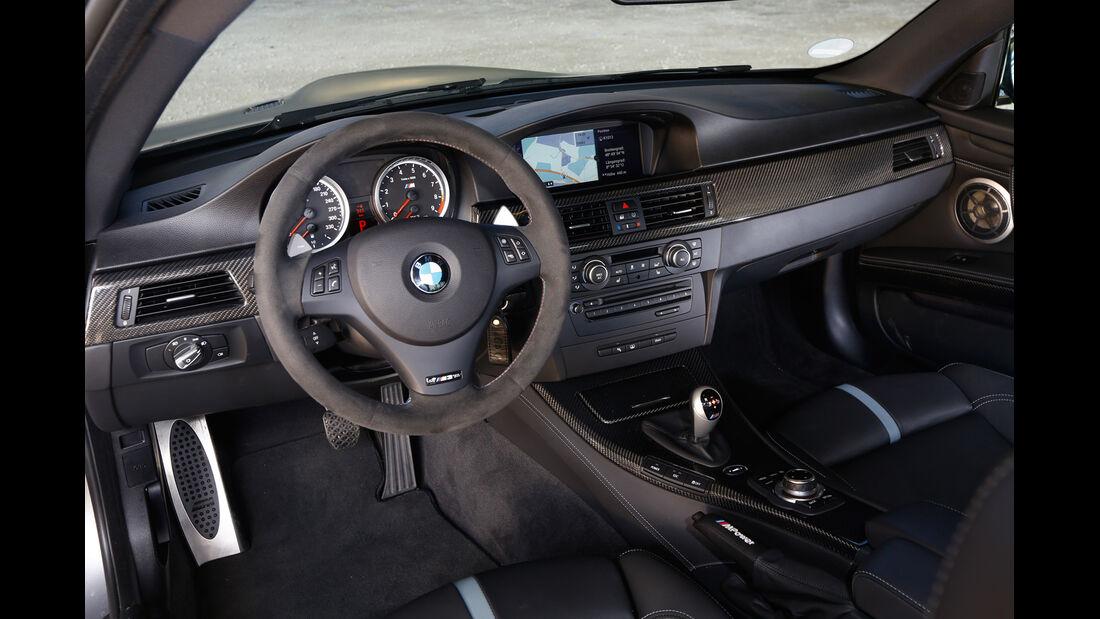 BMW M3, Cockpit, Lenkrad