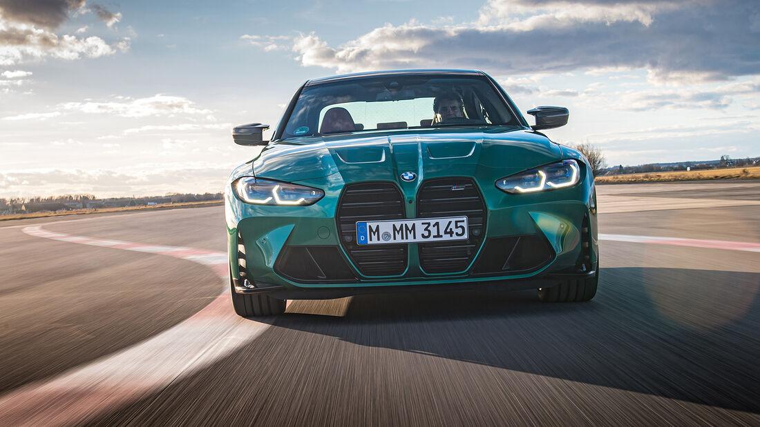 BMW M3 Competition (2021), Fahrbericht