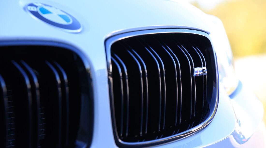 BMW M3 Competition, Niere, Kühlergrill