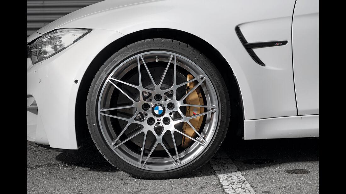 BMW M3 Competition, Rad, Felge
