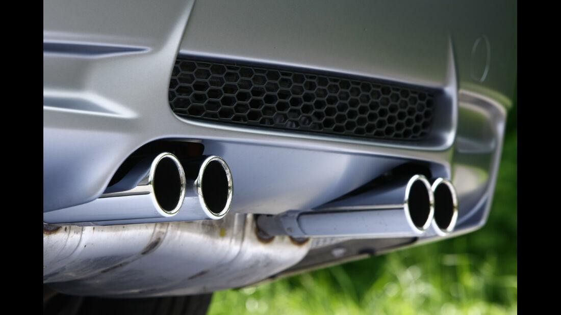 BMW M3 Coupé Auspuff