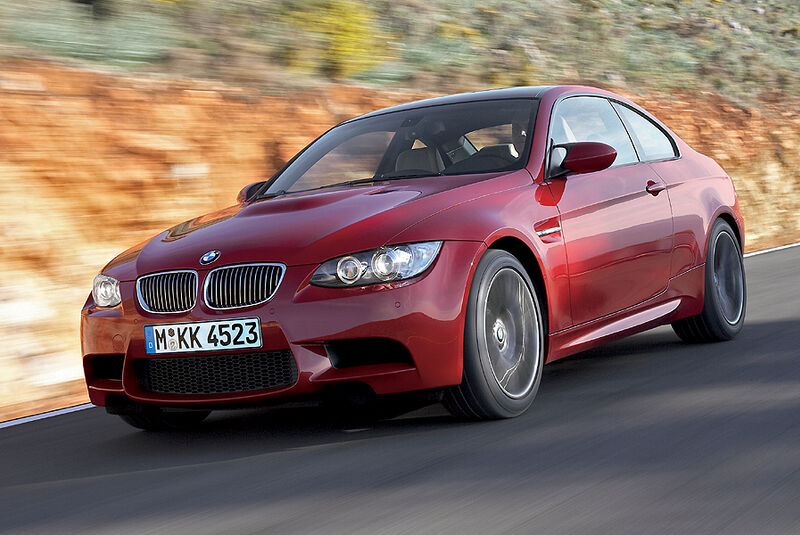 BMW M3 Coupé, E90