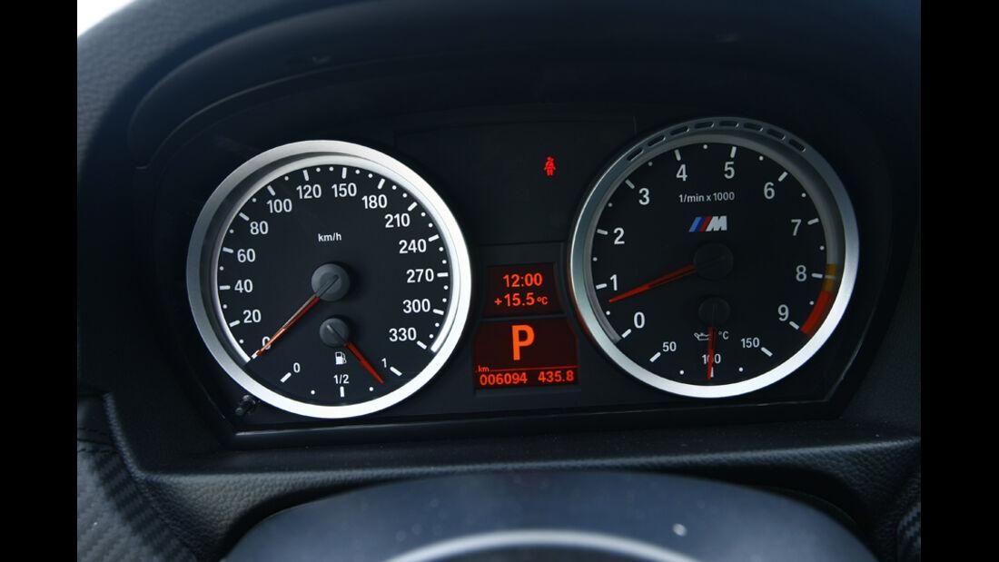 BMW M3 Coupé Instrumentenbrett