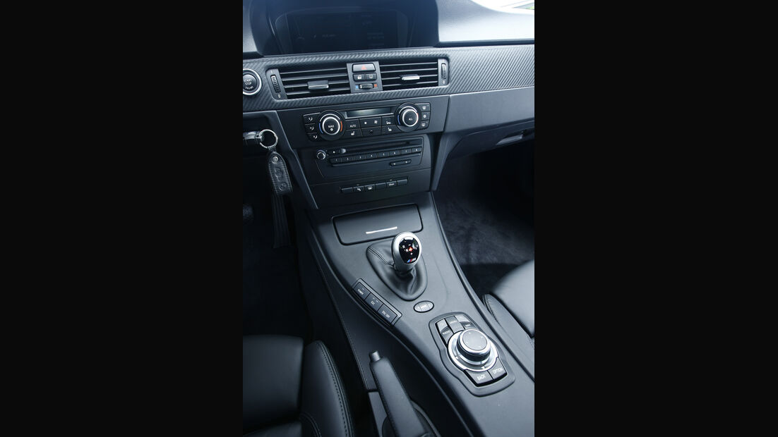 BMW M3 Coupé Mittelkonsole