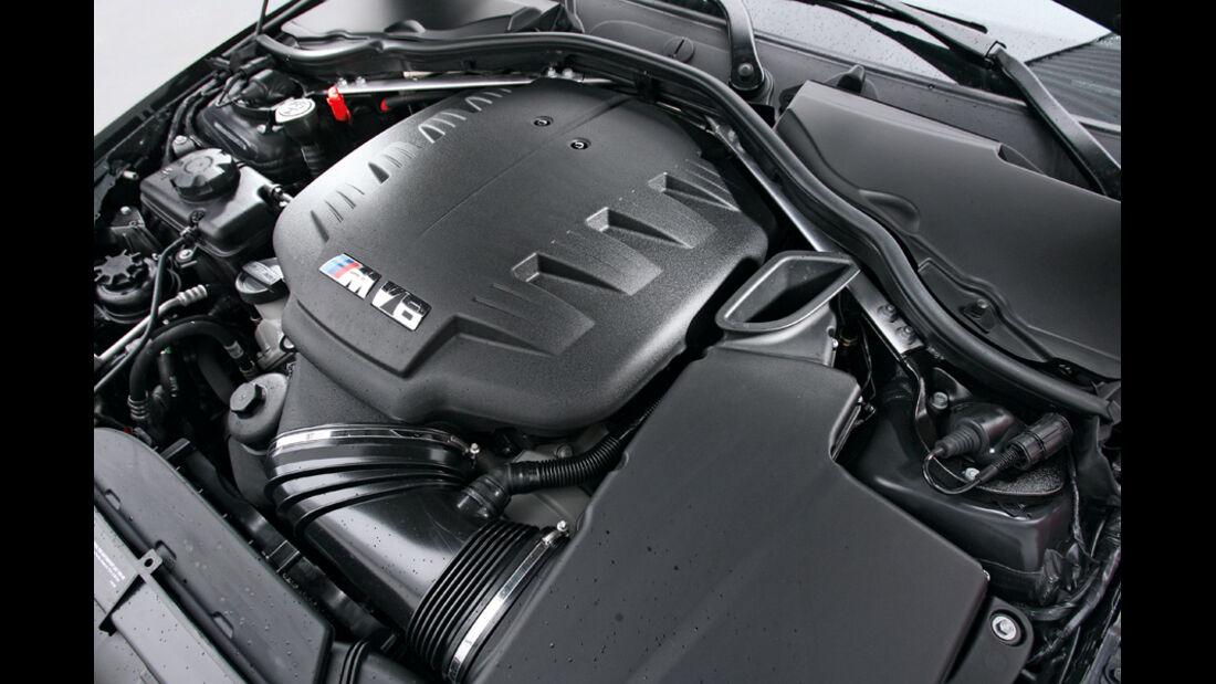 BMW M3 Coupé, Motor