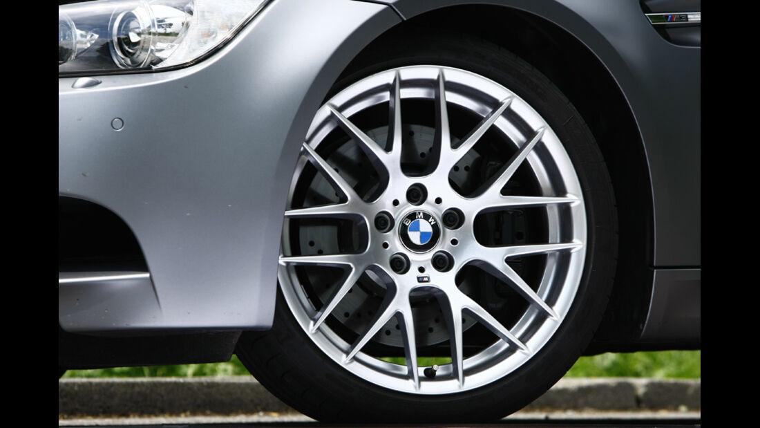 BMW M3 Coupé Rad