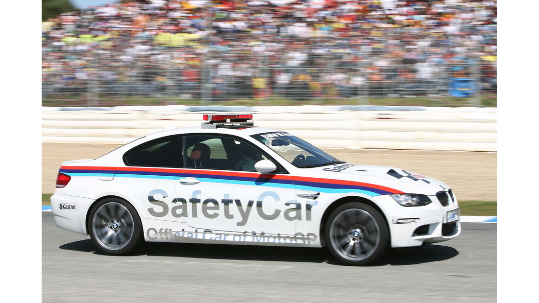 BMW M3 Coupé Safety-Car - Moto GP 2008