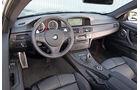 BMW M3 Coupe Competition, Cockpit, Lenkrad