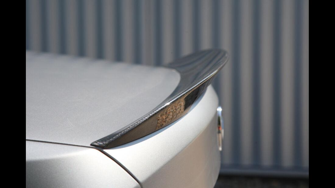 BMW M3 Coupe Competition, Heckspoiler