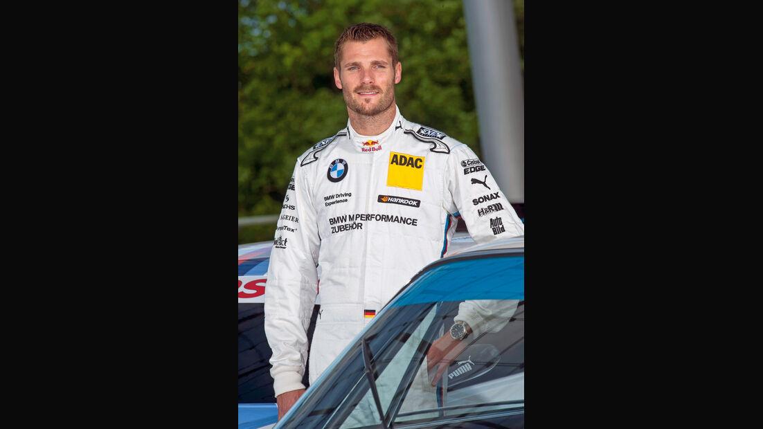 BMW M3 DTM, Martin Tomczyk