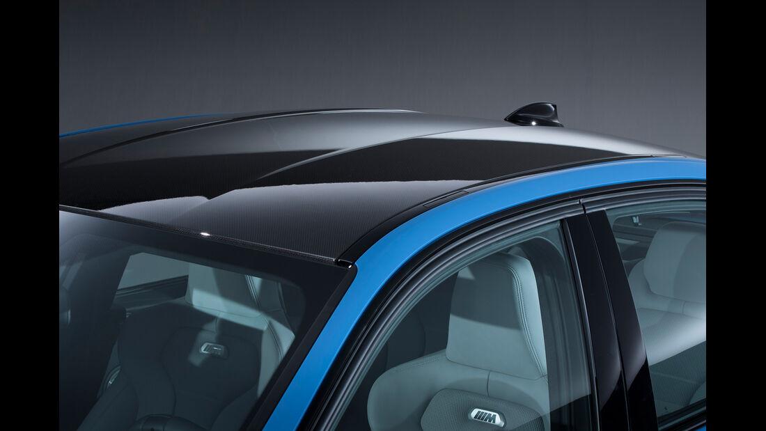 BMW M3, Dach