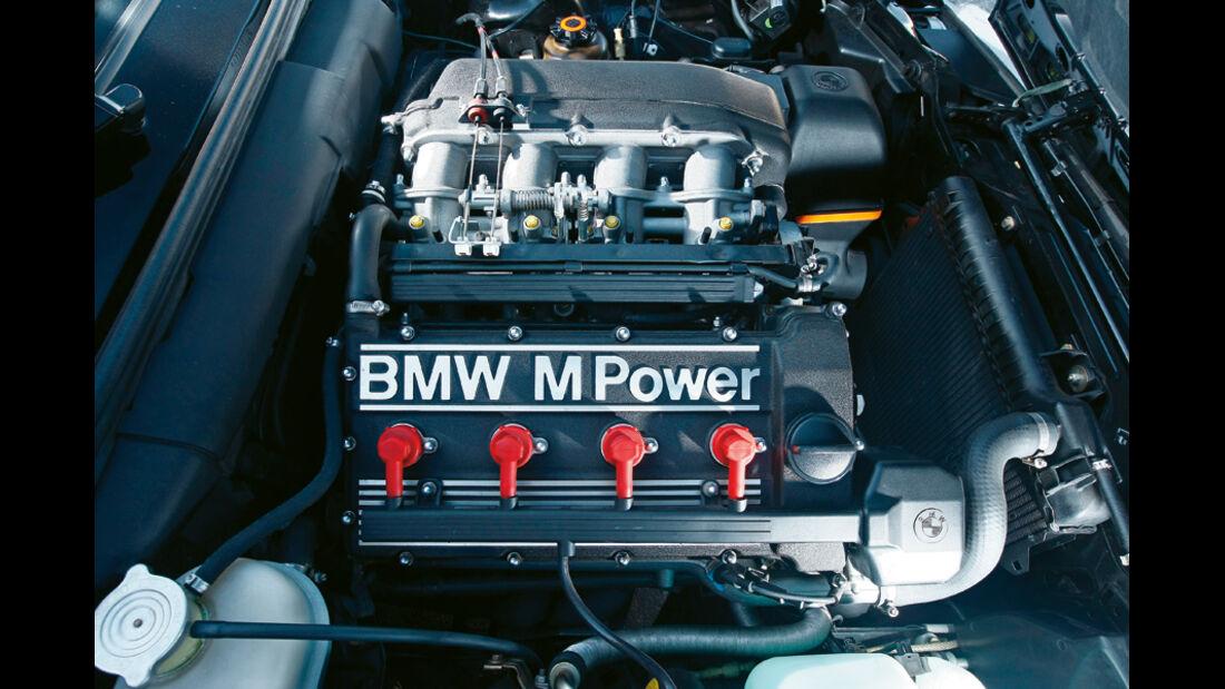 BMW M3 (E 30), Motor