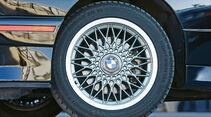 BMW M3 (E 30), Rad