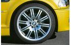 BMW M3 (E 46), Rad