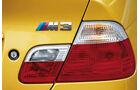 BMW M3 (E 46), Rücklicht