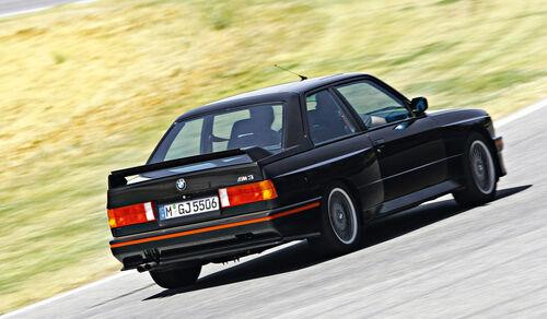 BMW, M3, E30 (1986-1991)