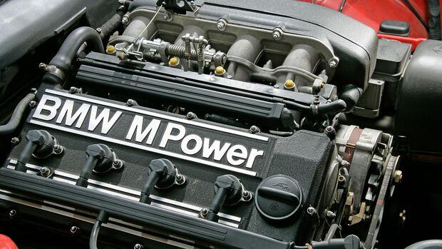 BMW, M3, E30 (1986-1991), Motor