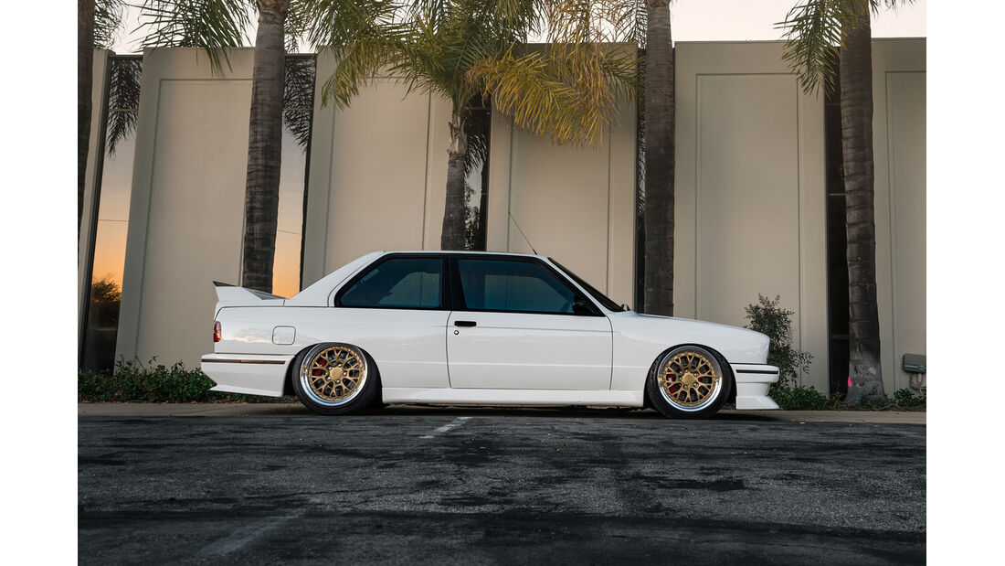 BMW M3 (E30) - Boden Autohaus