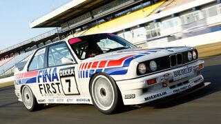 BMW M3 E30 DTM, Frontansicht