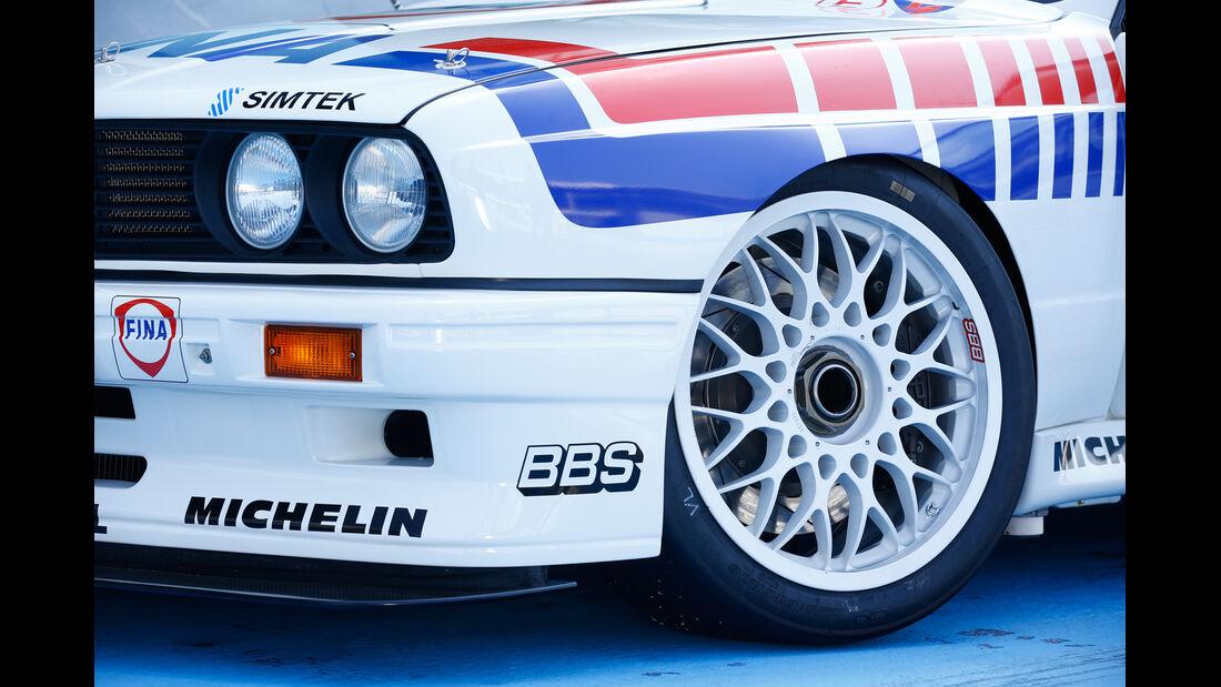 BMW M3 E30 DTM, Rad, Felge, Bremse