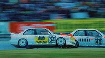 BMW M3, E30, DTM, Rennaction