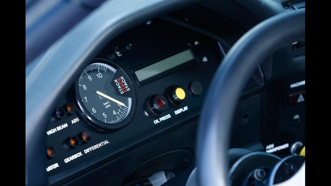 BMW M3 E30 DTM, Rundinstrumente
