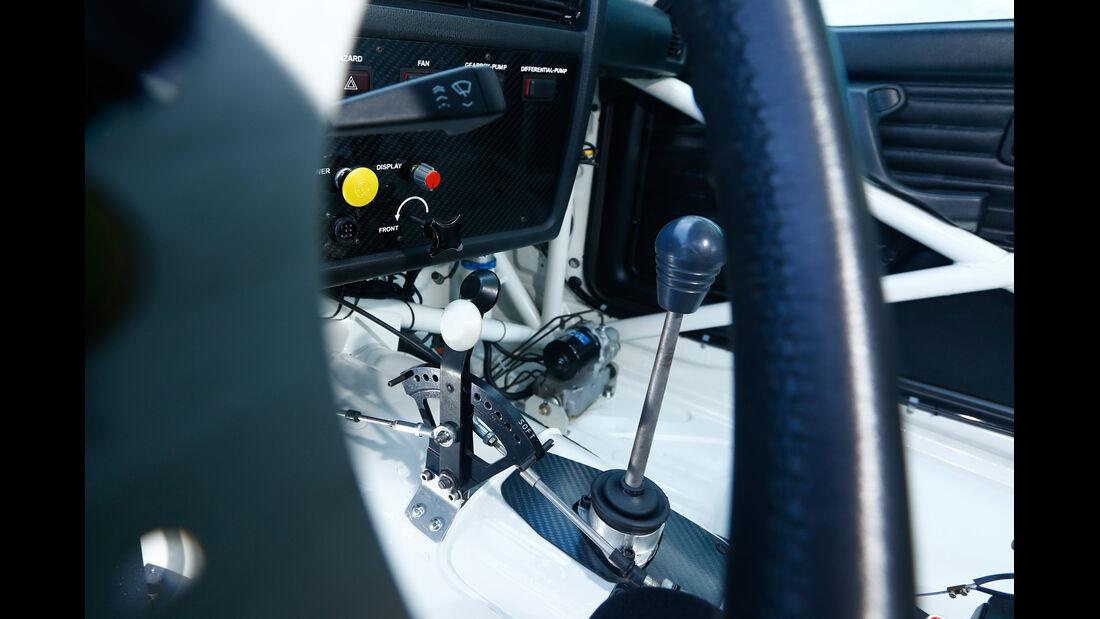 BMW M3 E30 DTM, Schalthebel