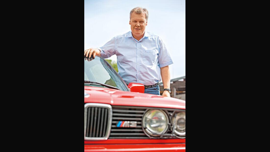 BMW M3 E30, Dirk Johae