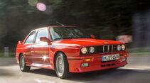 BMW M3, E30, Frontansicht