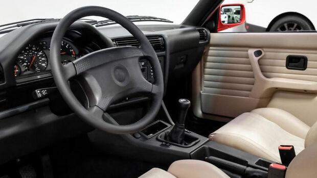 BMW M3 E30 Paul Walker