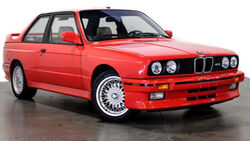 BMW M3 E30 Paul Walker