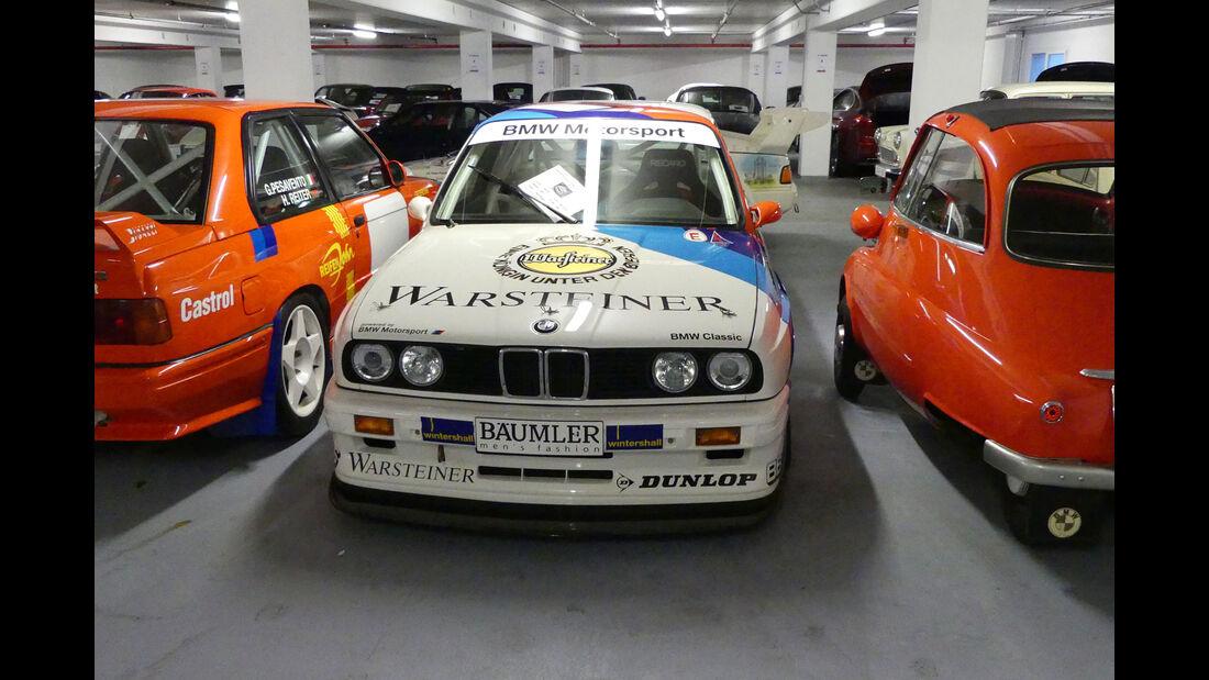 BMW M3 E30 - Rennwagen - BMW Depot