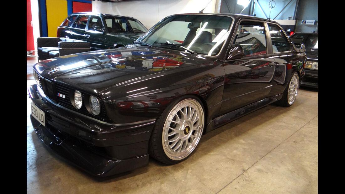 BMW M3 E30 Sport Evo - Garage Gerard Lopez 2013