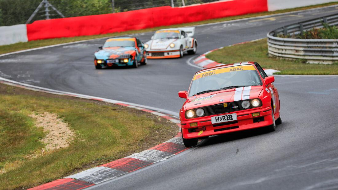 BMW M3 E30 - Startnummer 308 - 24h Classic - 24h Rennen Nürburgring - Nürburgring-Nordschleife - 25. September 2020