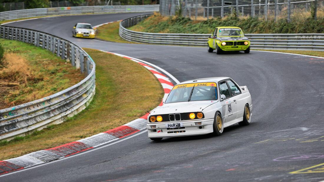 BMW M3 E30 - Startnummer 464 - 24h Classic - 24h Rennen Nürburgring - Nürburgring-Nordschleife - 25. September 2020