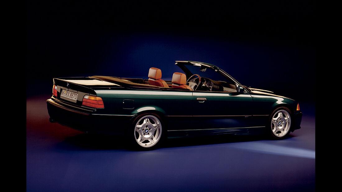 BMW M3, E36, Cabrio