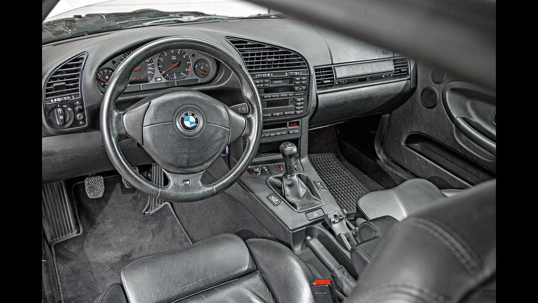 BMW M3 E36, Cockpit