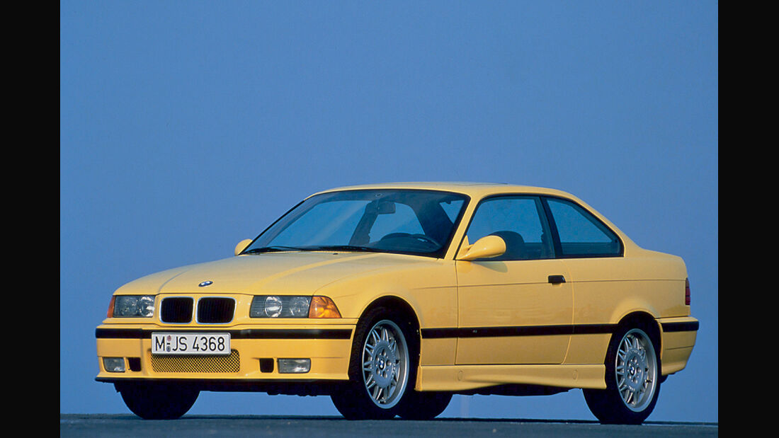 BMW M3, E36, Coupé