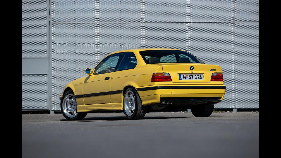 BMW M3 E36, Exterieur