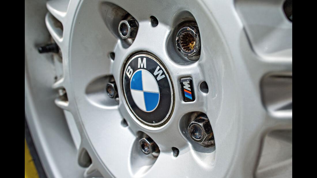 BMW M3 E36, Felge