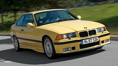 BMW M3 (E36), Frontansicht